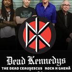 Concertul Dead Kennedys se muta la Club Quantic in aer liber