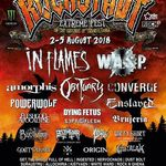 Info camping ROCKSTADT EXTREME FEST 2018