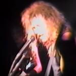 Un nou clip Metallica din '89