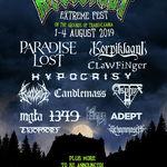 Dimmu Borgir la Rockstadt Extreme Fest 2019