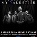 Poze de la concertul Bullet For My Valentine de la Arenele Romane