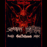Suffocation, Belphegor si God Dethroned in Quantic: Program si reguli de acces