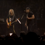 Trujillo si Hammett au cantat o piesa Pink Floyd