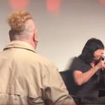 Johnny Rotten si Marky Ramone implicati intr-o altercatie - video
