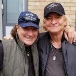 Brian Johnson de la AC/DC si Joe Walsh de la Eagles vor compune muzica impreuna