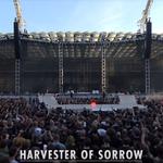 Metallica a publicat o filmare live a piesei 'Harvester Of Sorrow'