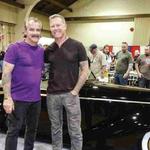 James Hetfield a donat 10 masini personalizate catre Muzeul de  Automobile Petersen
