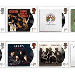 In Marea Britanie se vor lansa timbre cu formatia Queen