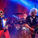 Queen si Adam Lambert au lansat un clip live pentru 'Somebody To Love'
