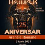 Tenorul Alin Stoica este invitat in cadrul concertului aniversar TROOPER25 de la Arenele Romane