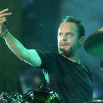 Lars Ulrich a petrecut cu membrii Oasis