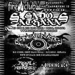 Sado Sathanas, Sincarnate si Akral Necrosis concerteaza in Bucuresti