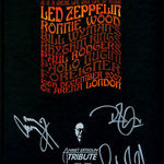 Obiecte rare din colectia Led Zeppelin scoase la licitatie