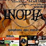 Concert Inopia la Galati pe 26 septembrie
