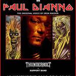 Detalii despre concertul Paul Di'Anno (ex-Iron Maiden) la Bucuresti