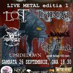 Tiarra, L.O.S.T, Snapjaw si Akral Necrosis concerteaza sambata in Live Metal Club