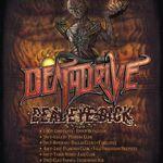 Detalii despre turneul national Deathdrive si Deadeye Dick