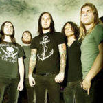 As I Lay Dying au fost intervievati in California (video)