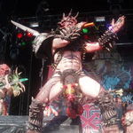 BeefCake The Mighty (Gwar) intervievat in New Jersey (Video)