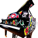 Gibson lanseaza pianul Jimi Hendrix (foto)