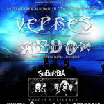 Voices Of Silence, Vepres si Redox canta in Suburbia in aceasta seara!