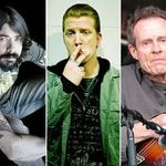 Filmari cu Them Crooked Vultures din turneul american