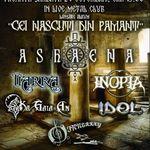 Ashaena lanseaza albumul de debut in Bucuresti alaturi de Tiarra si Inopia