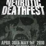 Six Feet Under confirmati la Neurotic Deathfest 2010