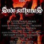 Sado Sathanas si Loudrage concerteaza astazi la Cluj Napoca