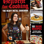 Se lanseaza prima carte de bucate metal cu retete din partea Mayhem, Obituary si multi altii