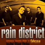 Rain District lanseaza albumul Sounds I Hide