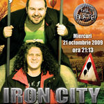 Tapinarii si Old News canta in Iron City