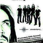 Amorphis au fost intervievati in Londra (video)