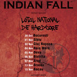 Indian Fall, LNDH, Inopia si Dwarf Planet canta vineri in Suburbia