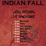 Indian Fall, LNDH, Inopia si Dwarf Planet canta vineri in Suburbia