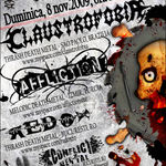Concert Claustrofobia, Affliction, Redox si Conflict Mental in Fire Club