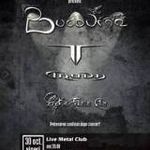 Bucovina, Truda si Ka Gaia An concerteaza diseara in Live Metal Club