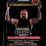 Chitaristul Slayer isi va face aparitia in magazinele din Canada