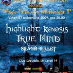 Magic Tales Of A Winternight II pe 27 noiembrie in Suburbia