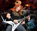 Dave Mustaine se roaga pentru sanatatea lui Tom Araya