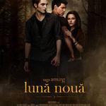 Twilight New Moon la The Light Cinema: Cumpara-ti bilet din 9 noiembrie!