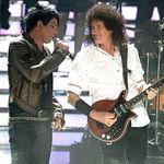 Brian May si Roger Taylor (Queen) au revenit pe scena!