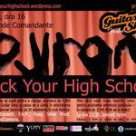 Concursul Byron Rock your High School a desemnat cele 6 trupe finaliste