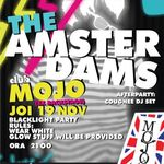The Amsterdams concerteaza in Club Mojo