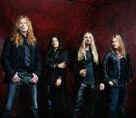 Filmari cu Megadeth din actualul turneu american