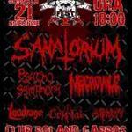 Transylvanian Death Fest astazi la Cluj-Napoca