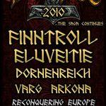 Turneu European Paganfest: Finntroll, Eluveitie si Dornereich