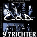 C.O.D. si 9.7 Richter concerteaza in Iron City