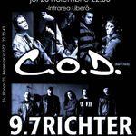 C.O.D. si 9.7 Richter concerteaza in Iron City