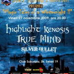 Highlight Kenosis si True Mind concerteaza astazi in Suburbia